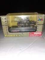 1:144 21st Century Toys Series WWII German Army Panther AUSF. G Tank
