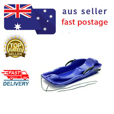 New listing OUTDOOR PLASTIC SKIING BOARD Sled Luge Snow Grass Sand Board Pad