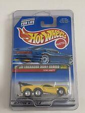 2000 Hot Wheels Treasure Hunt Tow Jam #2/12 26372-0910