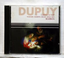 ISABELLE POULENARD, ALIX BOURBON - DUPUY Cantates de Noël ARION CD NM