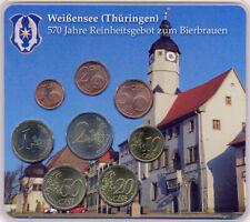 Deutschland Euro KMS 2004 A -  Weissensee (Thüringen)