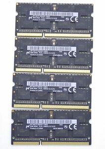Micron 32GB 4x8GB PC3L-14900S DDR3L 1866MHz Apple RAM Memory MT16KTF1G64HZ-1G9E2