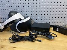 Sony PlayStation VR PS4 Virtual Reality Headset Bundle | PS PSVR CUH-ZVR2 HDR