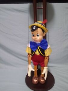 DISNEY PINOCCHIO MARIONETTE MASTER REPLICAS PUPPET Bob Baker Limited Edition