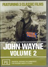 "Movies "" JOHN WAYNE Volume 2 "" Seller's Bargains"