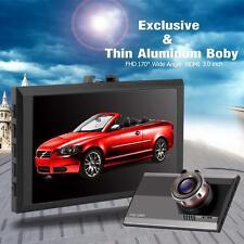 HD 1080P LCD Car DVR Camera Vehicle Video Recorder Dashcam G-sensor 170° Gray BA
