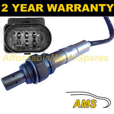 FRONT 5 WIRE WIDEBAND OXYGEN LAMBDA O2 SENSOR FOR SEAT ALHAMBRA 1.8 T V 00-10