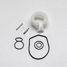 kit réparation carburateur adaptable PHBN ou PHVA joints pointeau flotteur clip