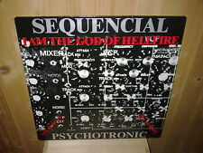 """SEQUENTIAL psychotronic - 12"""" MAXI 45T"""