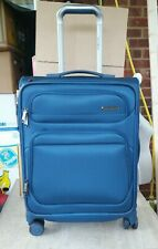 Samsonite Epsilon NXT Cabin Suitcase in Blue