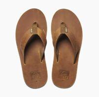 HEY DUDE //// Jax //// Braided Brown Mens Flip Flops //// REDUCED Was £28.00