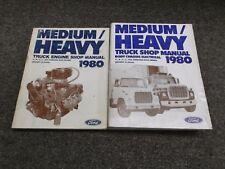 ford l 9000 in parts accessories ebay rh ebay ca 1990 ford l9000 service manual Custom Ford L9000