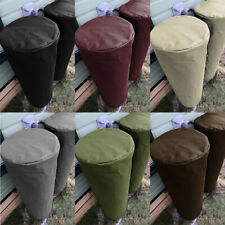 More details for gas bottle cover 47kg water weather proof patio heater camping caravan barbeque