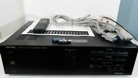 Rotel RSP 980 Surround Sound Processor  with remote , manual and cables