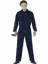 Michael Myers Men's Costume Halloween Fancy Dress Outfit