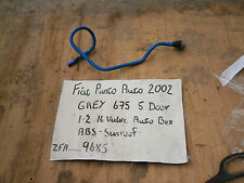 FIAT PUNTO PETROL FUEL LINE-PIPE  FROM 1.2 16 VALVE MARK 2-3 99-06