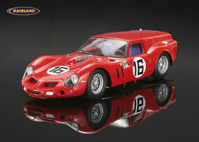 Ferrari 250gt swb scuderia sss Le Mans 1962 Abate/Davis, look smart 1:43