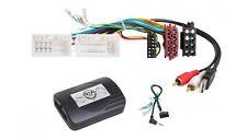KIA Proceed / Ceed, Rio, Sportage; Autoradio Adapter + Lenkrad Adapter Kabel