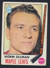 1969-70 Topps Hockey #54  Norn Ullman