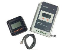 Tracer MPPT Solarregler20A with remote meter,12/24v,Solar Charge Controller
