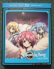 Heaven's Lost Property: The Angeloid of Clockwork bluray/dvd movie ova anime NEW