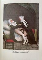 Akt Sex Vagina Penis Erotik Nonne Kloster Romance Nude Nun Lithography Art Gay