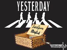The Beatles - Yesterday Spieluhr Musicbox Neu Fanartikel