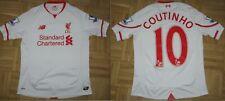 Liverpool L.F.C _ COUTINHO 10 / New Balance JUNIOR shirt size 146 / GB