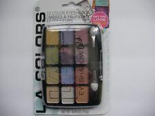 L.A. Colors 12 Color Eyeshadow Palette Bep425 *Urban* 0.49 oz