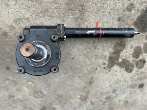 Belle 100XT 150XT Site Mixer Reconditioned Gearbox New Bearings & Seals
