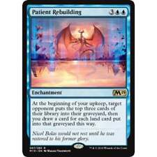 MTG Core Set 2019 * Patient Rebuilding