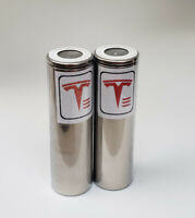 Tesla Model 3 2170 Battery Cells 2pcs, excellent condition, tested, wrapped.