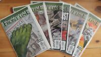 FRONT LINE #1-6 World War Hulk (lot Run) (2007 MARVEL Comics) ~ VF/NM Book