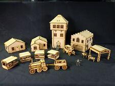 Ttcombat-Old Town scenics - 1 jeu de Ville-Grand pour MALIFAUX