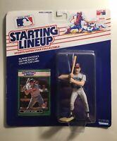 Brook Jacoby Kenner Starting Lineup Figurine SLU 1989 Cleveland Indians Sealed