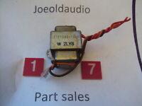 JVC QL-A200 Turntable Power Transformer ETP-1000-15 JA Parting Out JVC QL-A200.