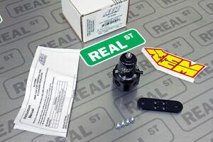 AEM High Cap Universal Adjustable Fuel Pressure Regulator 1:1 40-130 PSI Black