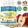 Mother Apple Cider Vinegar Metabolism Boost  Weight Loss - 60 veggie capsules