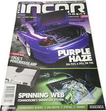 Australian InCar Entertainment Car Audio Magazine Issue #2 / 2013