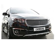 NobleStyle Chrome Radiator Grille For KIA SEDONA Grand Carnival 2014 2016