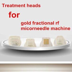 Micro Needle Gold Cartridge 10/25/64 Pins for Micro-Needle Fractional RF Machine