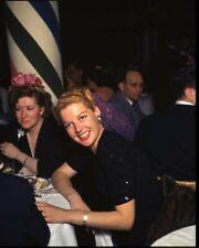 Ann Sheridan rare Candid Vivid Color 1940's Original 5x4 Transparency
