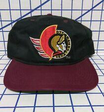 Vintage Ottawa Senators NHL G Cap snap back hat