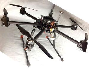 Hexacopter DJI IN Carbon 6 Engines T-Motor 700KV GPS Esc 50 IN Li-Po AVL58 0.2oz