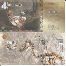 ICE AGE 4 ICE DOLLARS 2015 LOTE DE 5 BILLETES