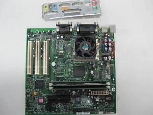 Cognac 20000127 Socket 370 M-B with INTEL 566Mhz CPU & 128mb ram OLD SCHOOL FUN
