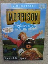 Morrison Krijgt Een Zusje - 2cd luisterboek - nieuw in seal