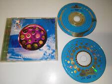 LOGIC TRANCE 2 - 2 X CD 1994 HOUSE TECHNO LOGIC RECORDS