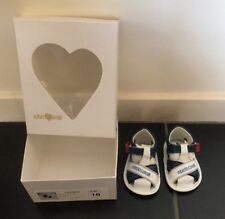 roberto cavalli sandals christening shoes baby walker naming leather size 16