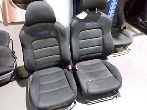 FORD FALCON FRONT SEAT FG MKI-MKII, ASSY (LH AND RH), SEDAN, CLOTH, XR6/8 AIRBAG